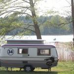 Camping Frühjahr