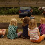 Camping mit Kidern u Familie