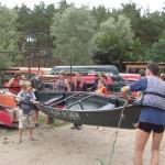Gruppenfahrten in der Seenplatte
