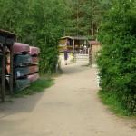 Weg zur Märchnhütte